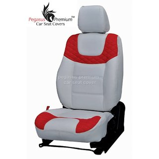 Toyota New Etios Leatherite Customised Car Seat Cover pp978