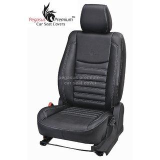 Toyota New Etios Leatherite Customised Car Seat Cover pp974