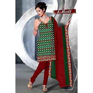 c54c71014059 Ladies Cotton Suit Dress Material Prices in India- Shopclues- Online ...