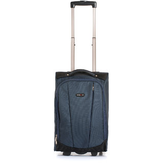 BagsRUs - Luggage Trolley Bag / Travel Bag - Blue Color