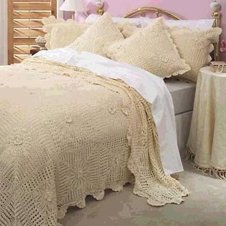 Vintage Crochet Bed Covers