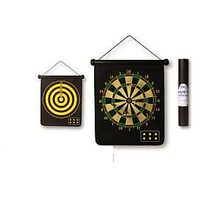 Protoner Magnetic Dart Board Two Sided With 6 Darts 15