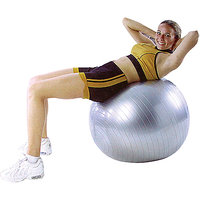 Cosco Exercise Gym Ball 85 cm With Foot Pump