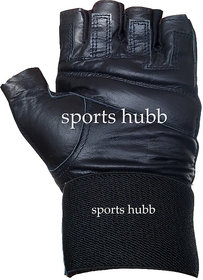 Weight Lifting And Tranning Gloves With Wrist Support