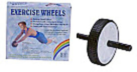Protoner Exercise Wheel For Ab And Upper Body Workout Tummy Ttrimmer