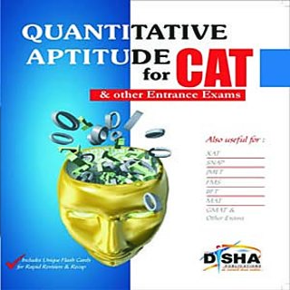 Quantitative Aptitude for CAT & other Entrance Exams