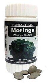 Herbal Hills Moringa - 60 Tablets