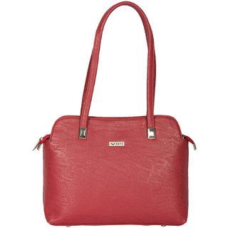 Bern Classic Red Handbag