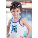 Bodycare Sports Kids Vest - Pack Of 3
