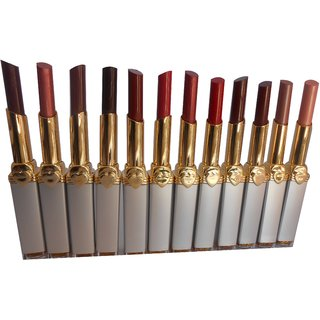 TLM GCI Bright Moist Lipstick 100% Fashion 99134F 2.5g X 12 pcs