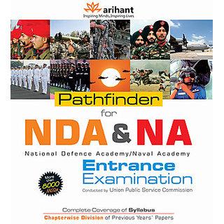 Pathfinder for NDA & NA Entrance Examination National Defence Academy/Naval Acad