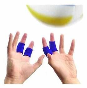 Pack Of Four Finger Support For Cricket Football Fitness