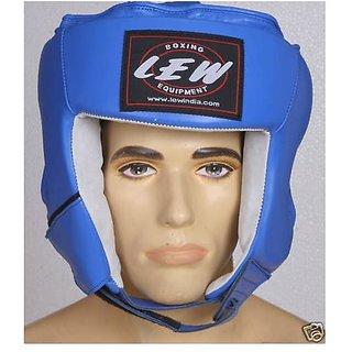Head Guard Leather Superior Padding