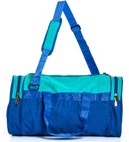 BagsRUs - Drum Bag  / Duffle Bag / Sports Bag  / Gym SackBag - Blue Color
