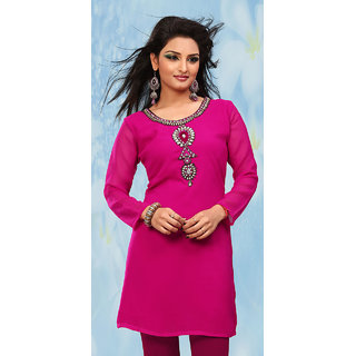61b81d7cdfd16 Women Daily Wear Kurti Fancy Girl Dress Ladies kurti Prices in India ...