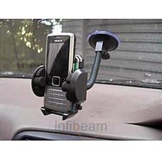 Universal Car Mount Mobile Mp3 Mp4 Ipod Holder