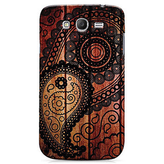 Snooky Digital Print Hard Back Case Cover For Samsung Galaxy Grand 2 G7102
