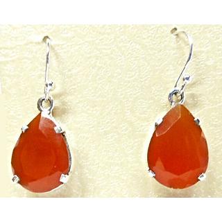 Ladies Dailywear Earring Orange
