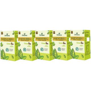 Goodricke BARNESBEG Organic Darjeeling Green Tea 25 Tea Bag Pack Of 5 Total 125 Tea Bags