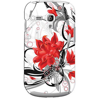 Snooky Digital Print Hard Back Case Cover For Samsung Galaxy S3 Mini 14693