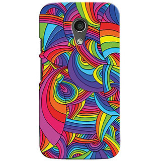 Snooky Digital Print Hard Back Case Cover For Motorola Moto G2 14937