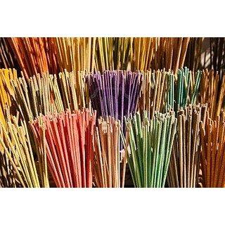 Premium Natural Incense Sticks Set Of 6 Packets