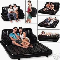 Air Sofa Cum Bed Mattress With Pump