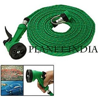 Flat Hose Water Gun Spray For Car Wash / Garden/ Pet Wa