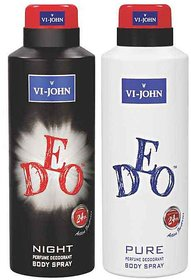 VIJOHN Deo Pure  Night