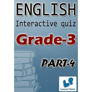 class 3 english grammar book
