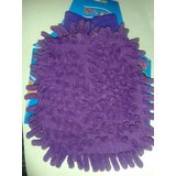 High Quality  2 In 1 Car Cleaning Micro Fibre Gloves
