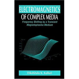 Electromagnetics Of Complex Media: Frequency Shifting By A Transient Magnetoplasma Medium