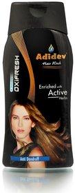 Adidev Oxi Fresh Shampoo Hair Wash Anti Dandruff 200ml