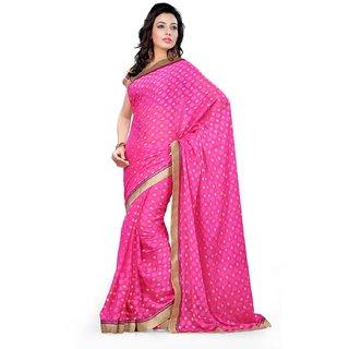 Balar Saree - Classical Cotton Jacquard Saree with Border and Blouse 15012014