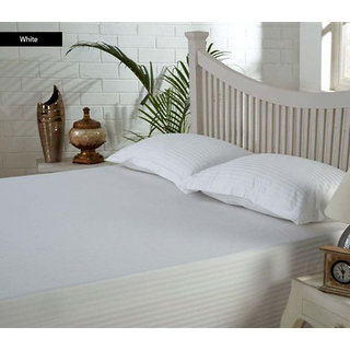 Smooth Cotton 300 Tc Double Bed Sheet