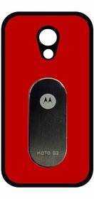 Envy Rubberized Case for Moto G2 (Red)