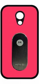 Envy Rubberized Case for Moto G2 (Pink)