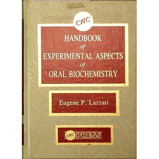 Hdbk Expmtl Aspects Of Oral Biochemistry (Crc Series In Experimental Oral Biology)