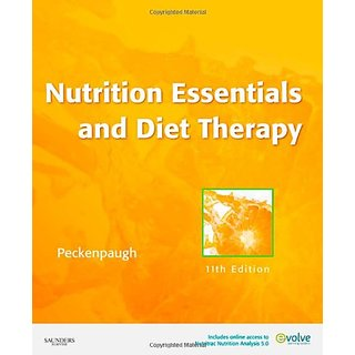 Nutrition Essentials And Diet Therapy, 11E (Nutrition Essentials And Diet Therapy (Peckenpau))