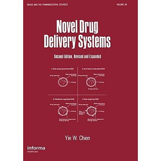 Novel Drug Delivery Systems, Second Edition, (Drugs And The Pharmaceutical Sciences)