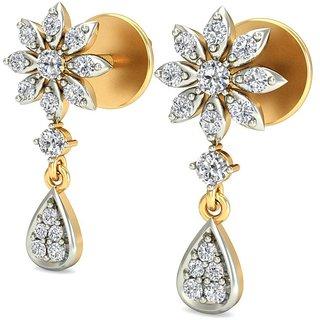 Tobby Diamond Earrings