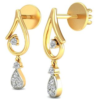 Tisha Diamond Earrings