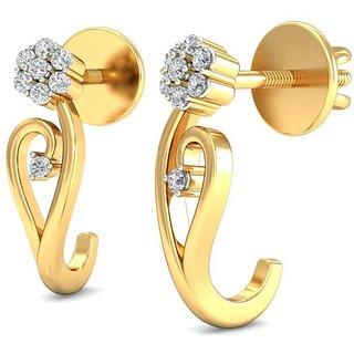 Wilfred Diamond Earrings