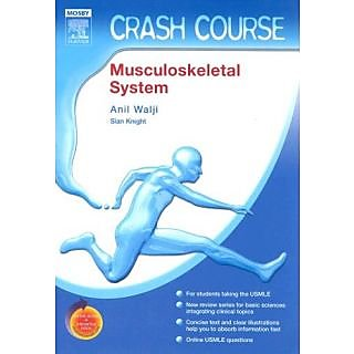 Crash Course (Us): Musculoskeletal System: With Student Consult Online Access, 1E