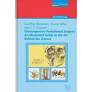 Contemporary Periodontal Surgery:An Illustrated Guide To The Art Behind The Science 21