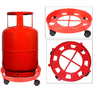Lpg Gas Cylinder Trolley For All Cyllinders