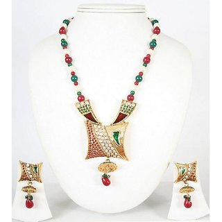 Fashionable Imitation Necklace Set