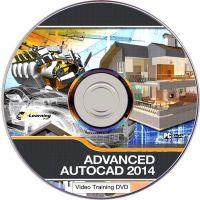 Advanced AutoCAD 2014 Video Training Tutorial DVD