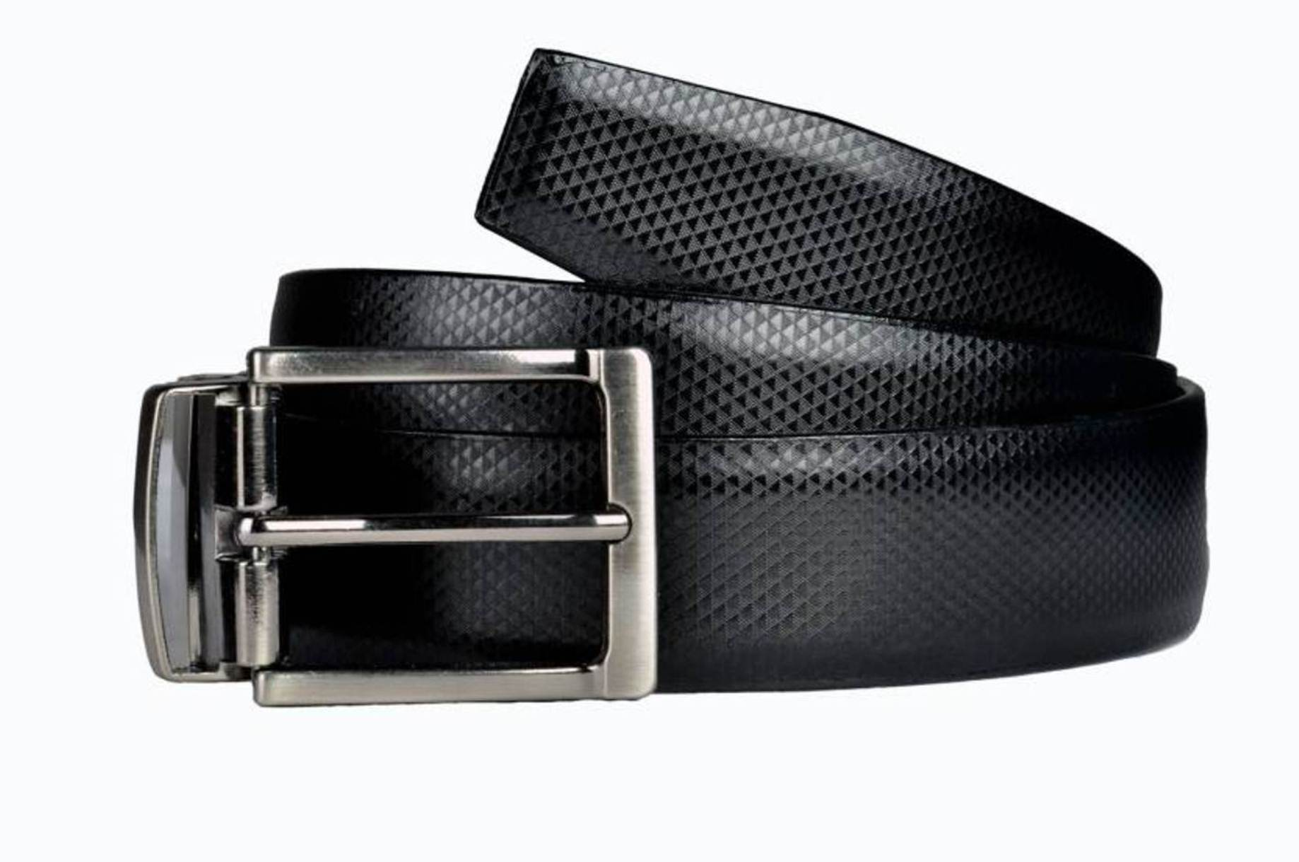 Reversible Leather Black/Brown Adjustable Automatic Buckle Belts Casual and Formal   Belt For Men and Boys, color Design For Daily Use  gifts for men  Synthetic leather/Rexine