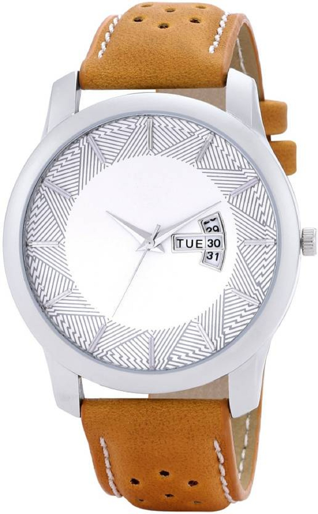 TRUE COLOURS NEW BEST LOOK ANALOG WATCH FOR MEN N BOYS WITH 6 MONTH WARRANTY